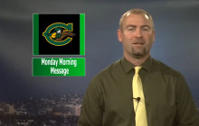 Canyon News Network, 1-29-18 | Monday Morning Message