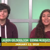 Canyon News Network, 1-12-18 | Student Photographer Spotlight