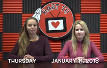 Hart TV, 1-11-18 | Morse Code Day