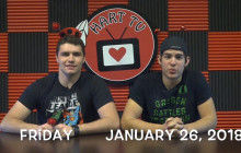 Hart TV, 1-26-18 | National Fun at Work Day