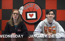 Hart TV, 1-24-18 | National Compliment Day