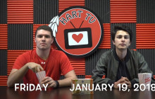 Hart TV, 1-19-18 | National Popcorn Day