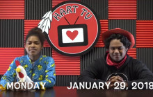 Hart TV, 1-29-18 | Kansas Day
