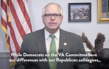 Congressman Tim Walz (D-MN)
