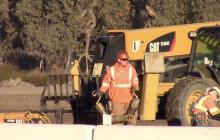 Caltrans News Flash: Conveyor System For Construction