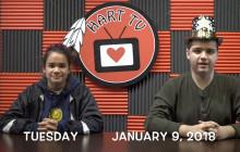 Hart TV, 1-9-18 | Back to School