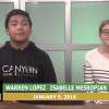 Canyon News Network, 1-9-18   Basketball Preview