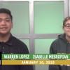 Canyon News Network, 1-16-18 | Principal Message