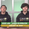 Canyon News Network, 1-18-18 | Winter Formal