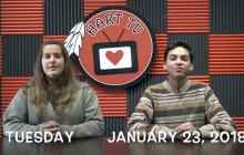 Hart TV, 1-23-18 | Francis Bacon Day