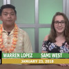 Canyon News Network, 1-23-18 | Sports Update