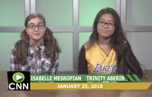Canyon News Network, 1-25-18 | Winter Formal