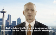 Congressman Adam Smith (D-WA)