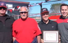 Hart High School Inducts Alumni Into Baseball Wall of Fame