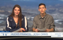 West Ranch TV, 1-8-18 | Spring Semester Advice