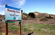 January 11, 2018: Taylor Trailhead; Newhall Community Center; more