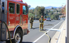 January 10, 2018: Power Outage; Newhall Family Theatre; more