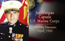 Medal of Honor Recipient Colonel Jay Vargas