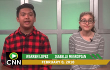 Canyon News Network, 2-8-18 | CTE Month – Photo Spotlight