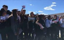 Golden Valley TV, 2-28 18 | Gun Violence Protest Recap