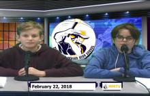 Miner Morning TV, 2-22-18