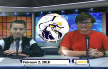 Miner Morning TV, 2-2-18