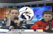 Miner Morning TV, 2-9-18