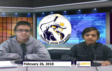 Miner Morning TV, 2-26-18