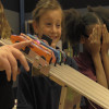 Kids Show Off Creativity, Knowledge in Annual Pinewood Derby