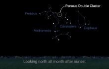Whats Up for February: Celestial Star Pairs