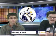 Miner Morning TV, 2-5-18