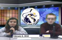 Miner Morning TV, 2-6-18