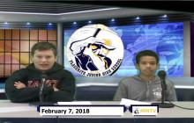 Miner Morning TV, 2-7-18