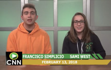 Canyon News Network, 2-13-18 | Sports Update