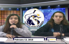 Miner Morning TV, 2-13-18