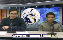 Miner Morning TV, 2-14-18