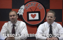 Hart TV, 2-20-18 | Farewell Dr. Nielsen