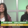 Canyon News Network, 2-20-18 | Sports Update