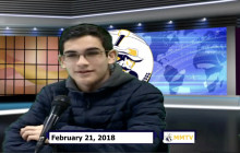 Miner Morning TV, 2-21-18