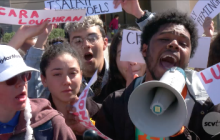 SCV Students Protest Gun Violence, Stage Walkouts