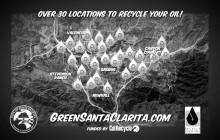 Keep Santa Clarita Green By Recycling Used Oil