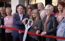 Circle of Hope Ribbon Cutting in Newhall