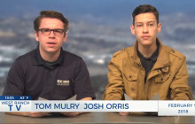 West Ranch TV, 2-9-18 | ASB Interview, Russians in Olympics