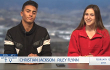 West Ranch TV, 2-12-18 | Valentine Do's and Don'ts