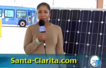 Solar Panels Installed at Transit Maintenance Facility