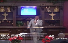 SCCF: Reverend C. Winston