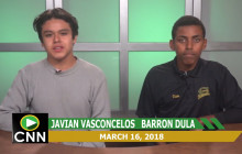 Canyon News Network, 3-16-18 | Prom Updates