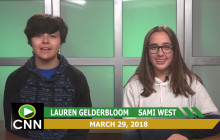 Canyon News Network, 3-29-18 | Prom Update