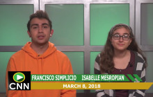 Canyon News Network, 3-8-18 | Segment on International Women's Day