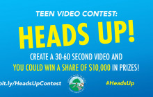 Teen Video Contest Now Open for Students